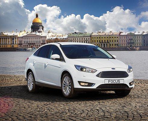 Американцы улучшили Ford Focus для России