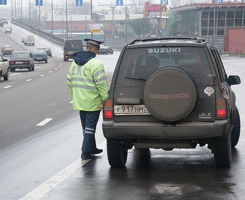 ГИБДД будет оформлять аварии поновым правилам