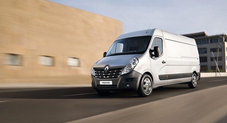 Renault Master отзываются вРоссии из-за проблем срулевым управлением