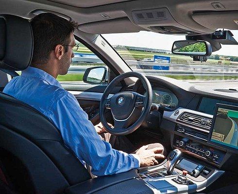 BMW проводит масштабное тестирование беспилотников
