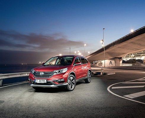 Honda отзывает более 135 тысяч машин вРоссии
