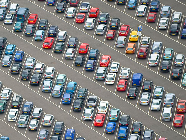 Около 8 тыс. бесплатных парковочных мест создадут вТиНАО в наступающем 2017 году