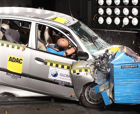 Названы самые безопасные автомобили вРоссии