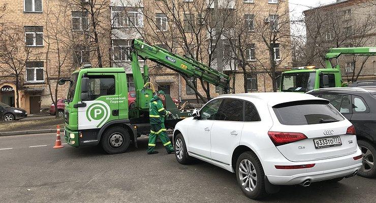 Госдума пожаловлась МВД настоличных эвакуаторщиков