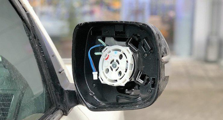 Владельцы Toyota столкнулись сэпидемией краж боковых зеркал