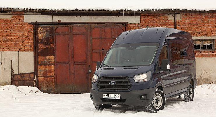 Тест-драйв Ford Transit AWD: забудьте про «Макавто»