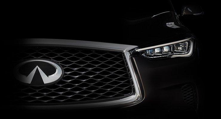 Infiniti представит абсолютно новый автомобиль