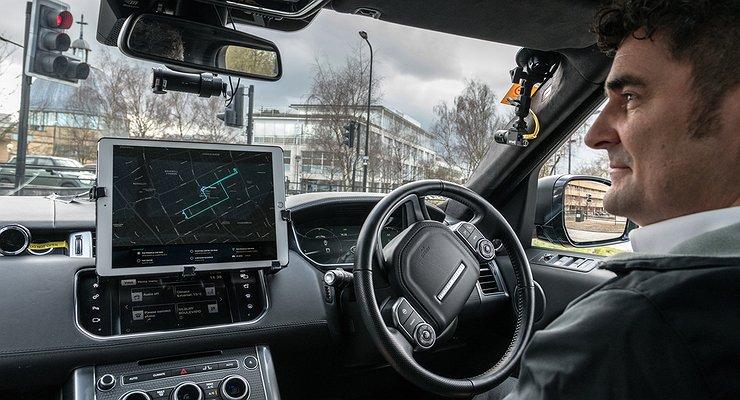 Автомобили Jaguar иLand Rover научатся парковаться без участия водителя