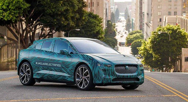 ВСША выяснили реальный запас хода электрокара Jaguar I-Pace
