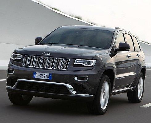 Jeep отзывает более 6500 автомобилей Grand Cherokee