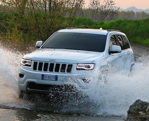 Jeep отзывает вРоссии смертельно опасные Grand Cherokee
