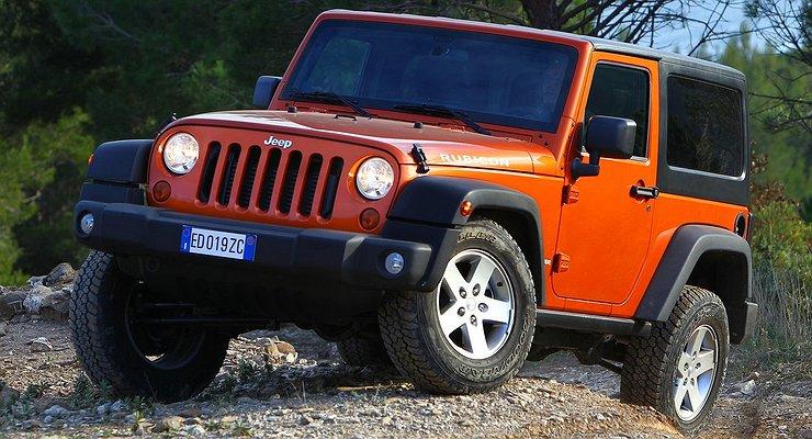 ВРоссии отзывают Jeep иChrysler из-за проблем сподушками безопасности