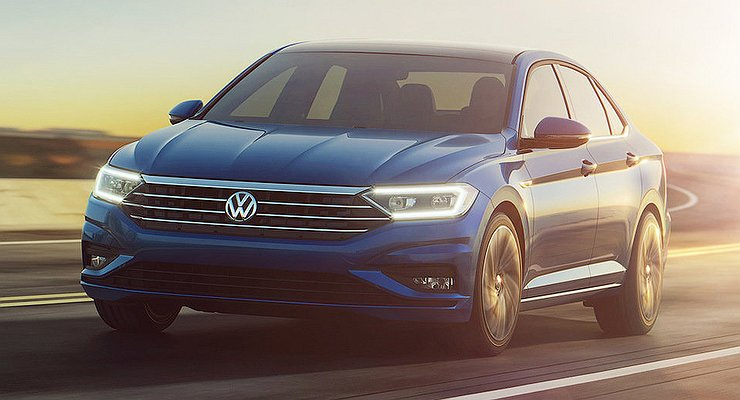 Volkswagen представил новый Jetta