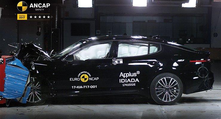 EuroNCAP оценил безопасность Renault Duster, KIA Stinger идругих новинок