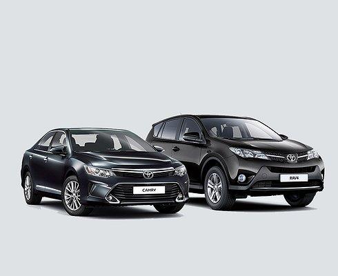 Toyota снижает цены насвои модели