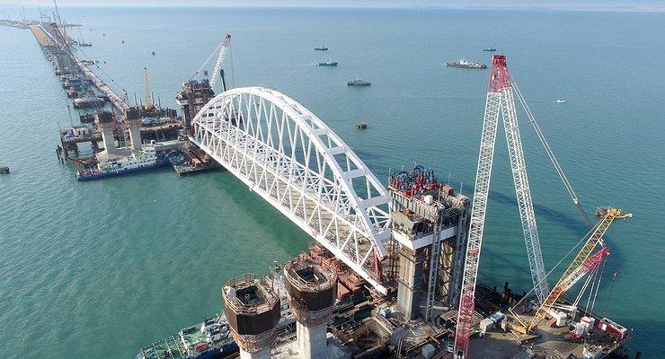 Крымский мост сделают противоударным