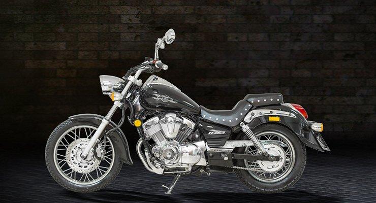 Lifan привезет вРоссию несколько новых мотоциклов искутеров
