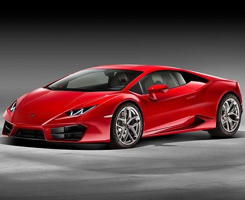 Lamborghini Huracan поступил наслужбу такси