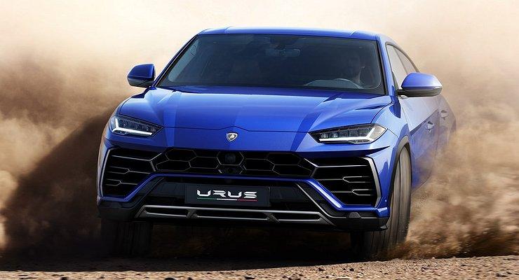 Lamborghini Urus получит гибридную модификацию