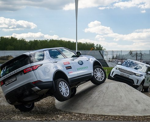 ВРоссии начались продажи Land Rover Discovery пятого поколения