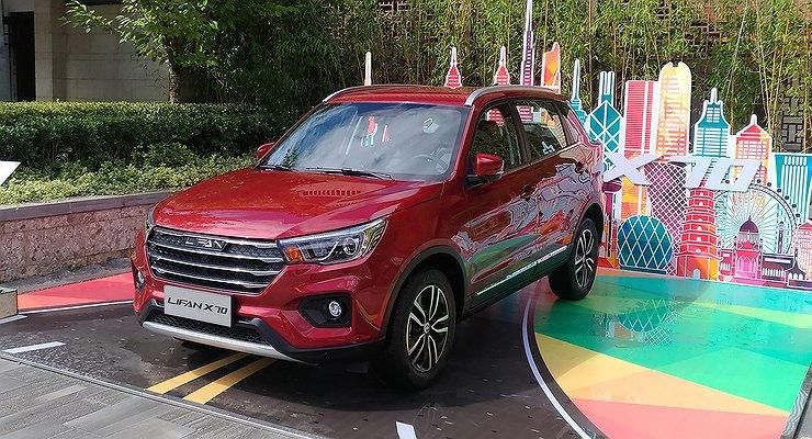 Китайцы показали «убийцу» кроссовера Hyundai Creta