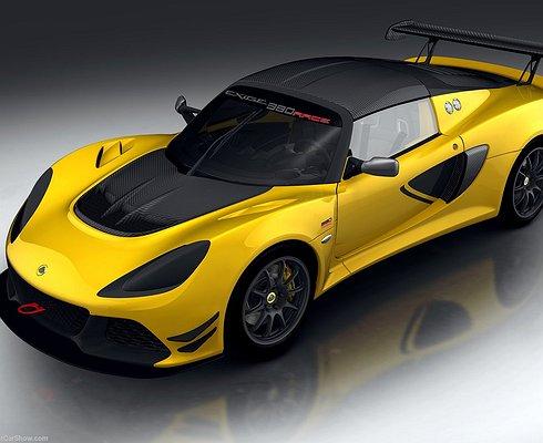 Geely покупает британского производителя спорткаров Lotus