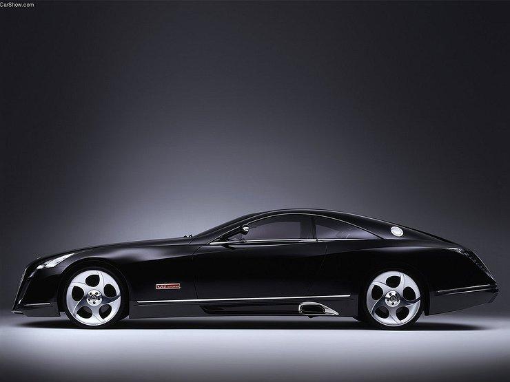 Вweb-сети появился ТОП-5 самых роскошных авто мира