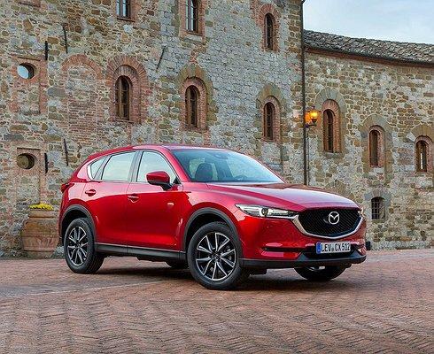 Mazda объявила цены накроссовер CX-5второго поколения