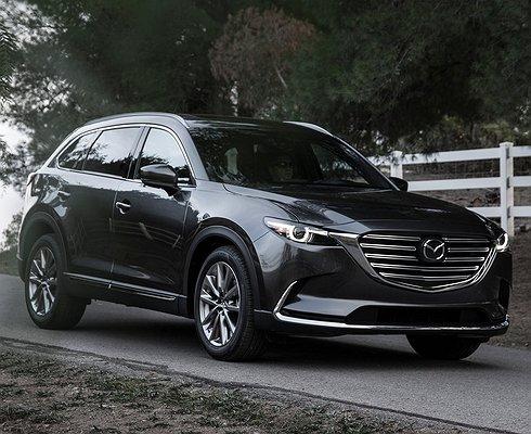 Mazda CX-9 приедет вРоссию осенью