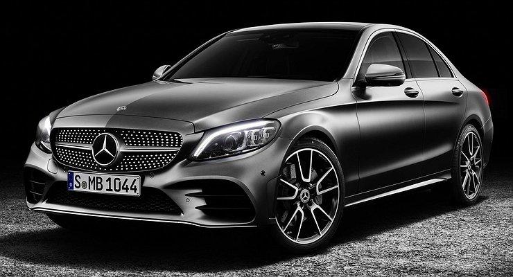Mercedes-Benz С-класса пережил рестайлинг