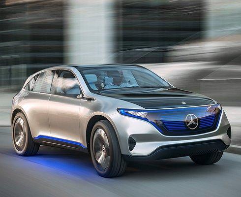 Daimler иChery разрешили конфликт из-за названия EQ