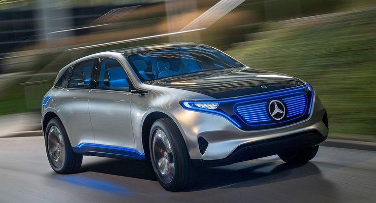 Mercedes-Benz готовит кпремьере совершенно новый кроссовер