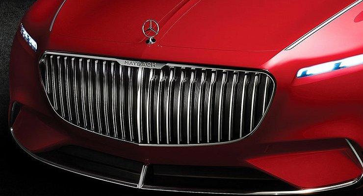 Объявлена дата премьеры нового кроссовера Mercedes-Maybach GLS