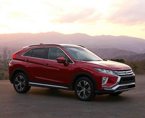 Новый Mitsubishi Eclipse Cross небудут производить вРоссии