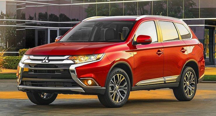 Mitsubishi отзывает более 161000автомобилей