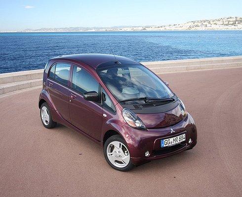 Mitsubishi готова вернуть электромобиль i-MiEV вРоссию