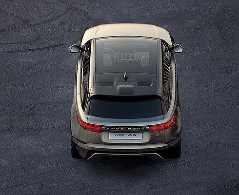 Новый внедорожник Range Rover Velar покажут 1марта