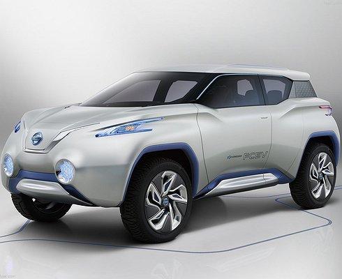 Nissan выпустит новый кроссовер