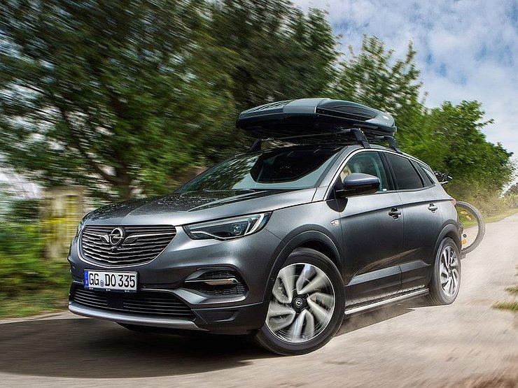 Названы сроки возвращения в Россию марки Opel