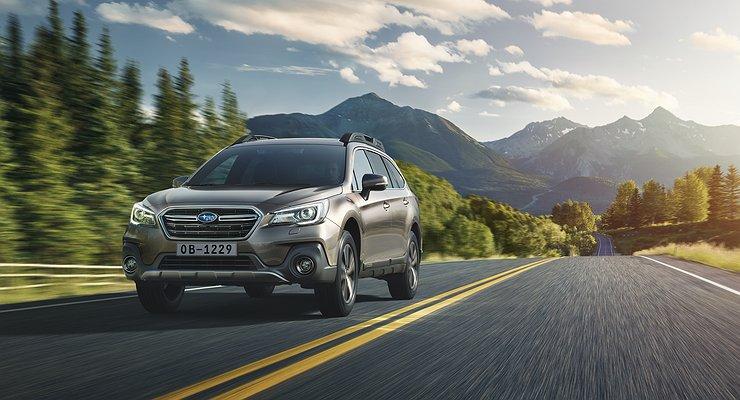 Объявлены российские цены наобновленный Subaru Outback