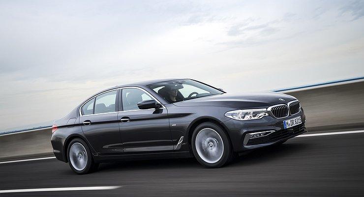 Автомобили BMW получили вРоссии новые комплектации