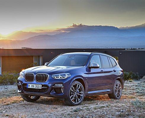 Когда кроссовер BMW X3 третьего поколения приедет вРоссию