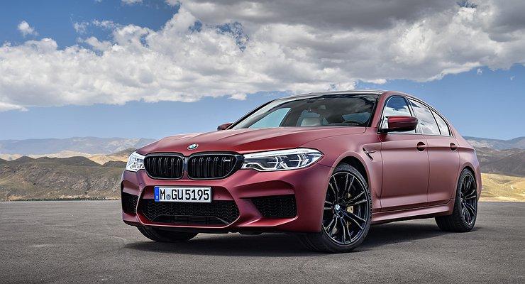 Новый BMW M5 получил российский ценник