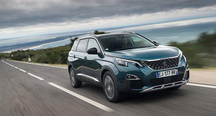ВРоссии начались продажи Peugeot 5008 второго поколения