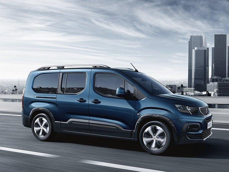Peugeot покажет на Женевском автосалоне новый Rifter - Автомобили ... 2ed88cb1707ba