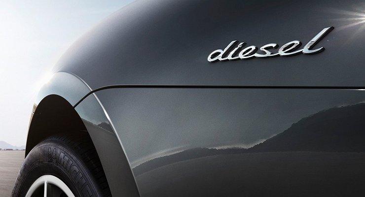 Компания Porsche отказалась отдизельных двигателей