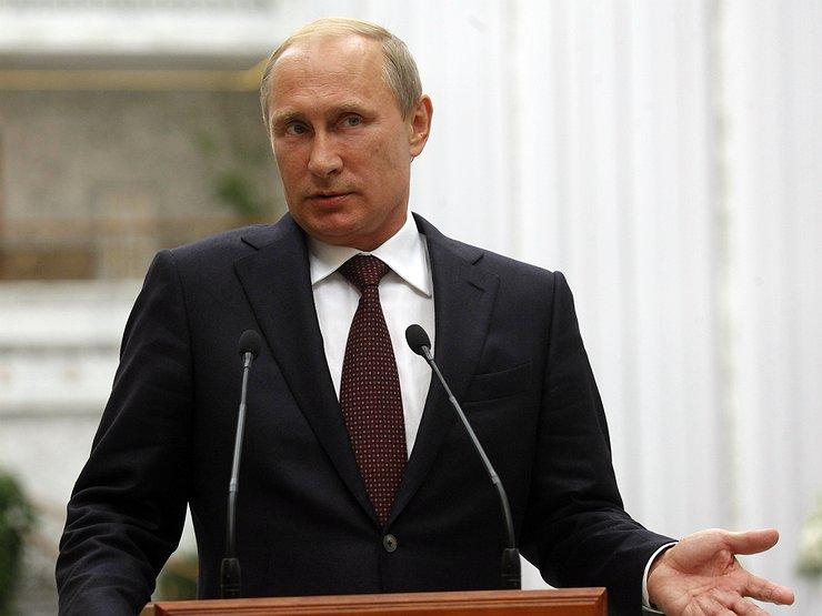 Деньги в уличных фондах есть, однако они тратятся «нетуда»— Путин