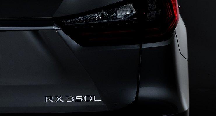 Объявлена дата премьеры семиместного кроссовера Lexus RXL