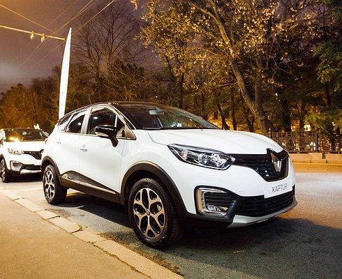Накроссоверах Renault Kaptur обнаружены проблемы стормозами