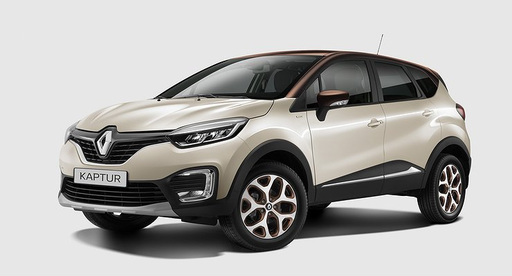 ВРоссии стартовали продажи кроссовера Renault Kaptur Extreme